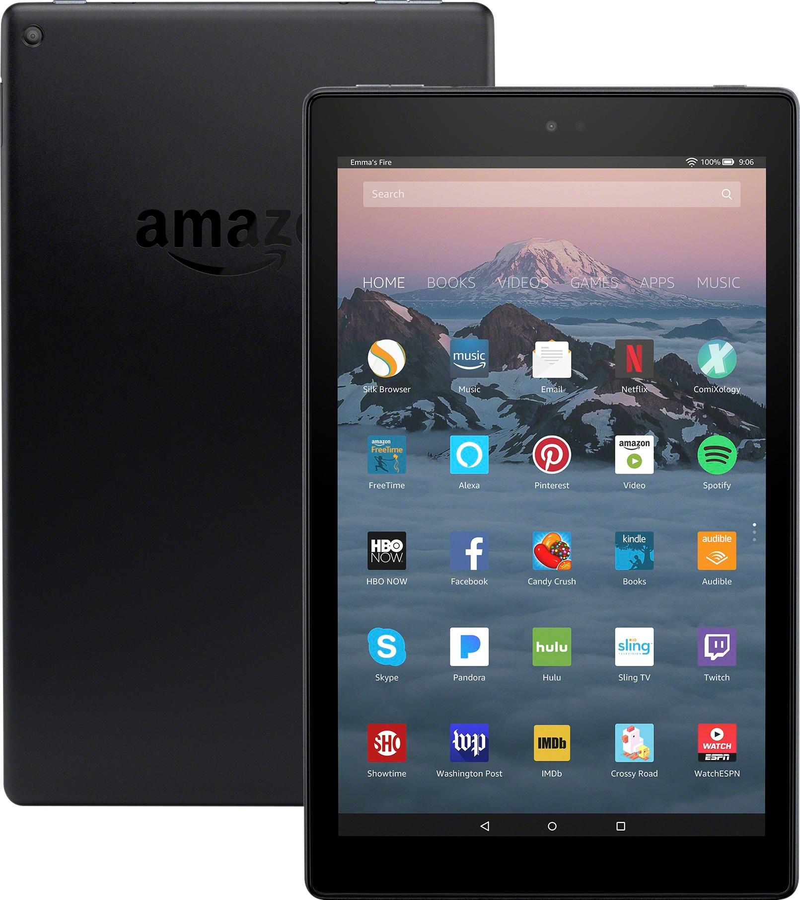 Amazon Fire HD 10 tablet on sale lowest price fire tablet the lowest price on the fire hd tablet